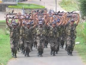 Sri Lanka Army Training