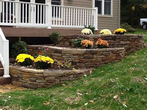 retaining wall landscaping retaining walls turpin landscaping