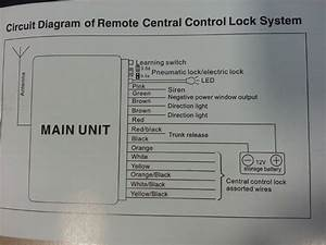 Volkswagen Golf Mk3 Remote Central Locking Upgrade