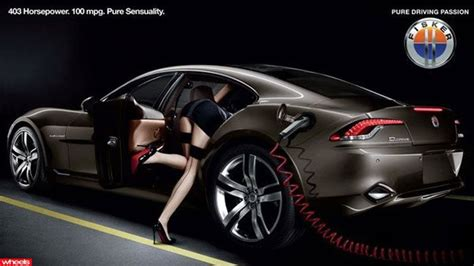 The Most Sexist Car Ads
