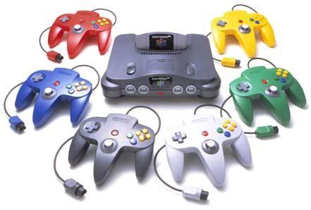 Nintendo 64  The Nintendo Wiki  Wii, Nintendo Ds, And