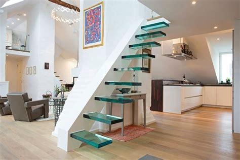 Moderne Und Kreative Innenraum Holztreppenelegante Holz Innentreppe by Organische Treppengestaltung L 228 Sst Den Innenbereich