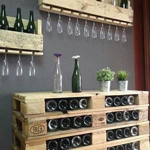 Bar Aus Holzpaletten : 50 ideen f r m bel aus europaletten bastelideen m bel zenideen ~ Sanjose-hotels-ca.com Haus und Dekorationen