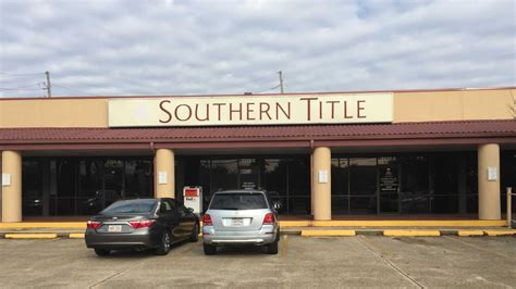 louisiana office locations southern title