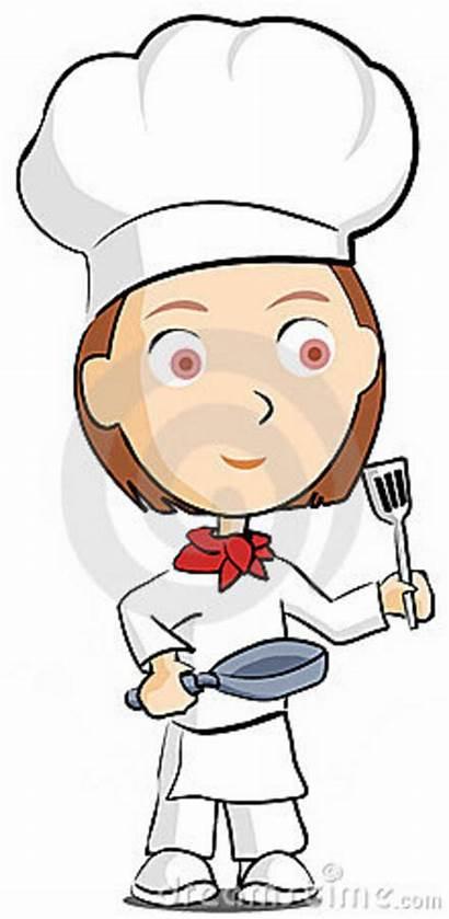 Chef Cartoon Clipart Female Clip Clipground Type
