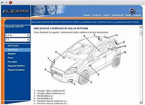Fiat Grande Punto Elearn Manuale Officina Workshop Manual