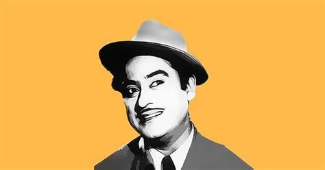 An infographic to remember Bollywood singer Kishore Kumar ...