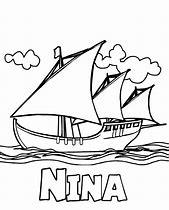 hd wallpapers nina pinta santa maria coloring pages