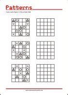 visual perception worksheets myhomeschoolmath