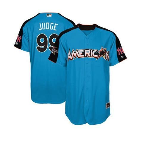 Youth Yankees Aaron Judge Authentic Blue American League ...