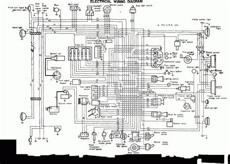 toyota fujitsu ten 86120 wiring diagram wiring diagram image