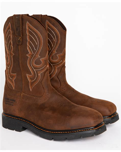 Boot Barn Boots Sale by 174 S Waterproof Composite Toe Pull On Work