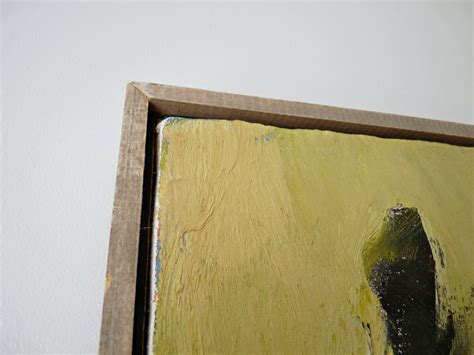 "Diy Picture Frame + How To ""fix"" A Warped Canvas  Dans Le"