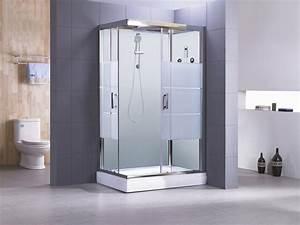 roulette de porte de douche leroy merlin free porte de With poser une porte de douche