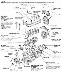 2003 Honda Civic Parts Diagram
