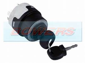 12v  24v Universal 4 Position Ignition Switch Water