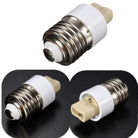 e27 to g9 led light l bulb holder adapter socket