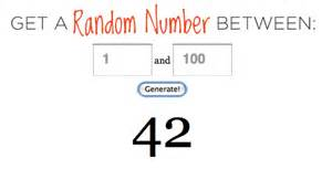 generate a random number css tricks