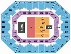 Charleston Coliseum Convention Center Seating Chart