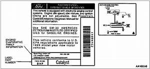 2003 Ford Taurus Vacuum Line Diagram Questions  U0026 Answers
