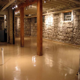 Home decor painting ideas, epoxy paint for basement floors