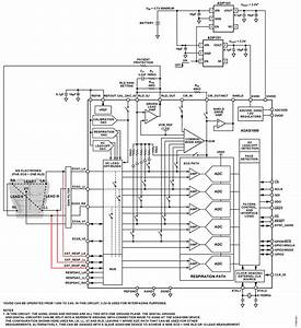cn0308 circuit note and reference circuit info powering With ecg circuit