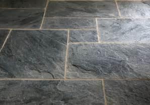 Stone Grey Slate Floor Tile