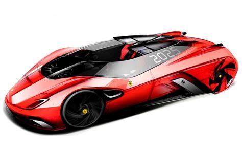 Ferrari Eternita 2025 By Viberwaves On Deviantart