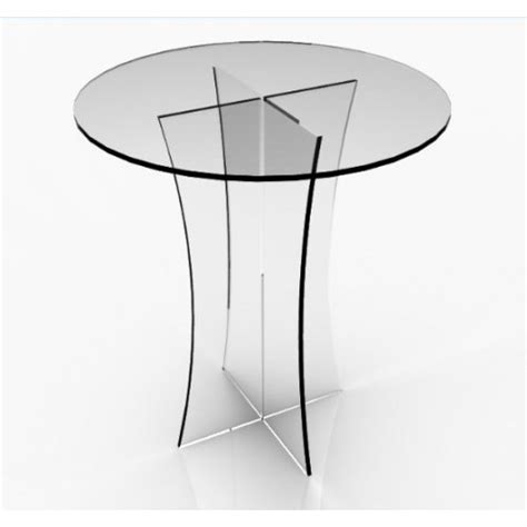 clear acrylic dining table clear plexiglass lucite acrylic round dining tradeshow