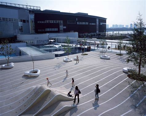 20111106 lalaport toyosu by earthscape 171 landscape