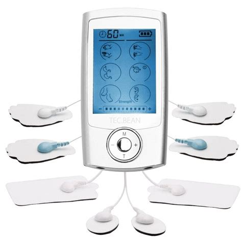 Electrical Stimulator Full Body Relax Muscle Therapy Mini