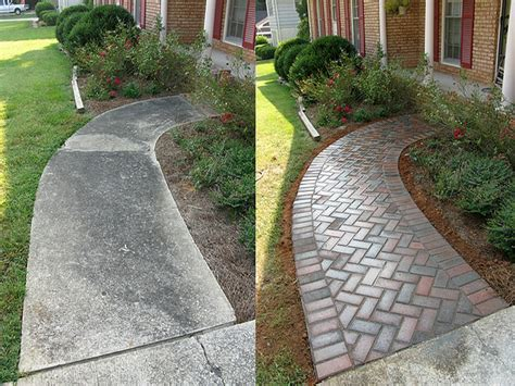 Cheap Landscape Pavers by Concrete Paver Ideas Diy Concrete Pavers Concrete Paver