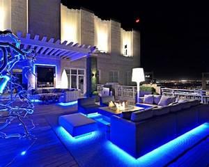 Eclairage Terrasse Piscine : eclairage terrasse bois exterieur diverses id es de conception de patio en bois ~ Preciouscoupons.com Idées de Décoration
