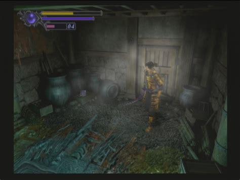 warlords onimusha update sinister locked slightly storeroom looks