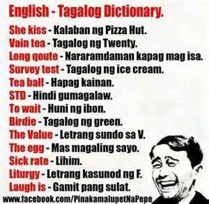 Funny Jokes Tagalog - Ordinary Quotes