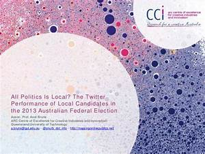 All Politics Is Local? The Twitter Performance of Local ...
