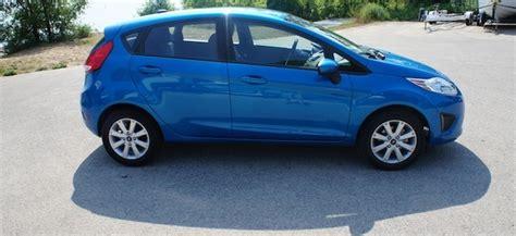2012 Ford Fiesta Se Hatchback Review