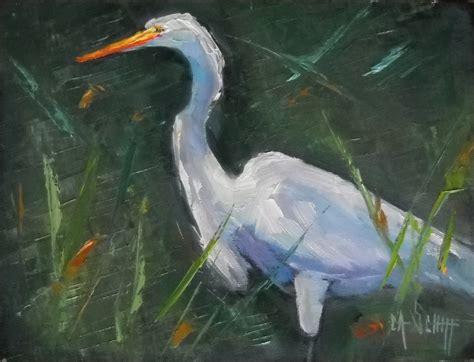 Carol Schiff Daily Painting Studio