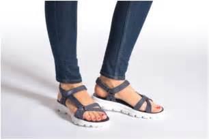 designer schuhe outlet skechers go walk move river walk 14245 beige sandalen bei sarenza de 257475