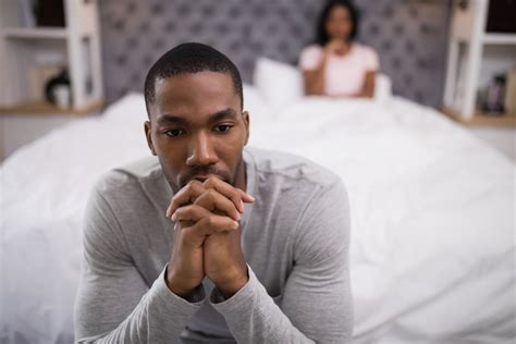 Husband Contemplates Cheating On His Wife With Another Man