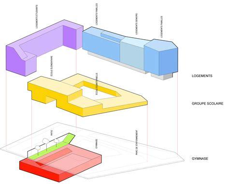 composition d un escalier composition d un escalier 15 se r 233 partissent en 4 cages du0027escalier accessibles depuis