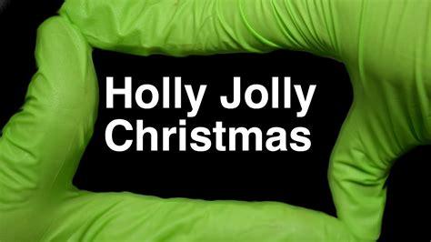 Holly Jolly Christmas Burl Ives By Runforthecube Christmas