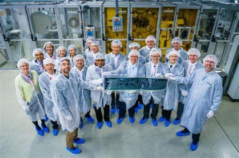 Heliatek новый рекорд эффективности органических солнечных панеле