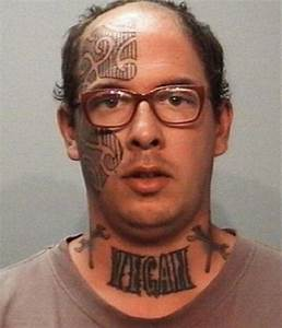 30 Stupid Face Tattoos ~ Damn Cool Pictures