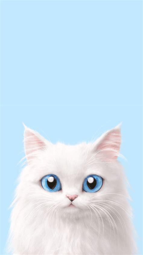 chibi cat wallpapers top  chibi cat backgrounds