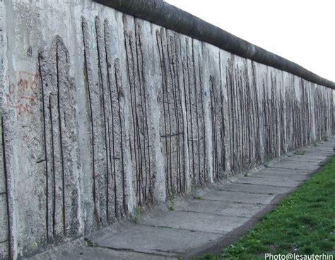 quot chute quot du mur de berlin pour la premi 232 re fois dans l