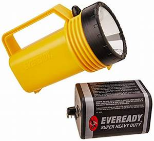 Eveready Led 6volt Floating Lantern  Battery Included