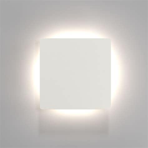 led wall light square square led wall light ip44 3 light patterns