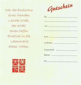 Text Gutschein Essen : gutschein geschenkidee ~ Markanthonyermac.com Haus und Dekorationen