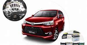 Pemeriksaan Baterai Dan Sistem Peingisian Toyota All New